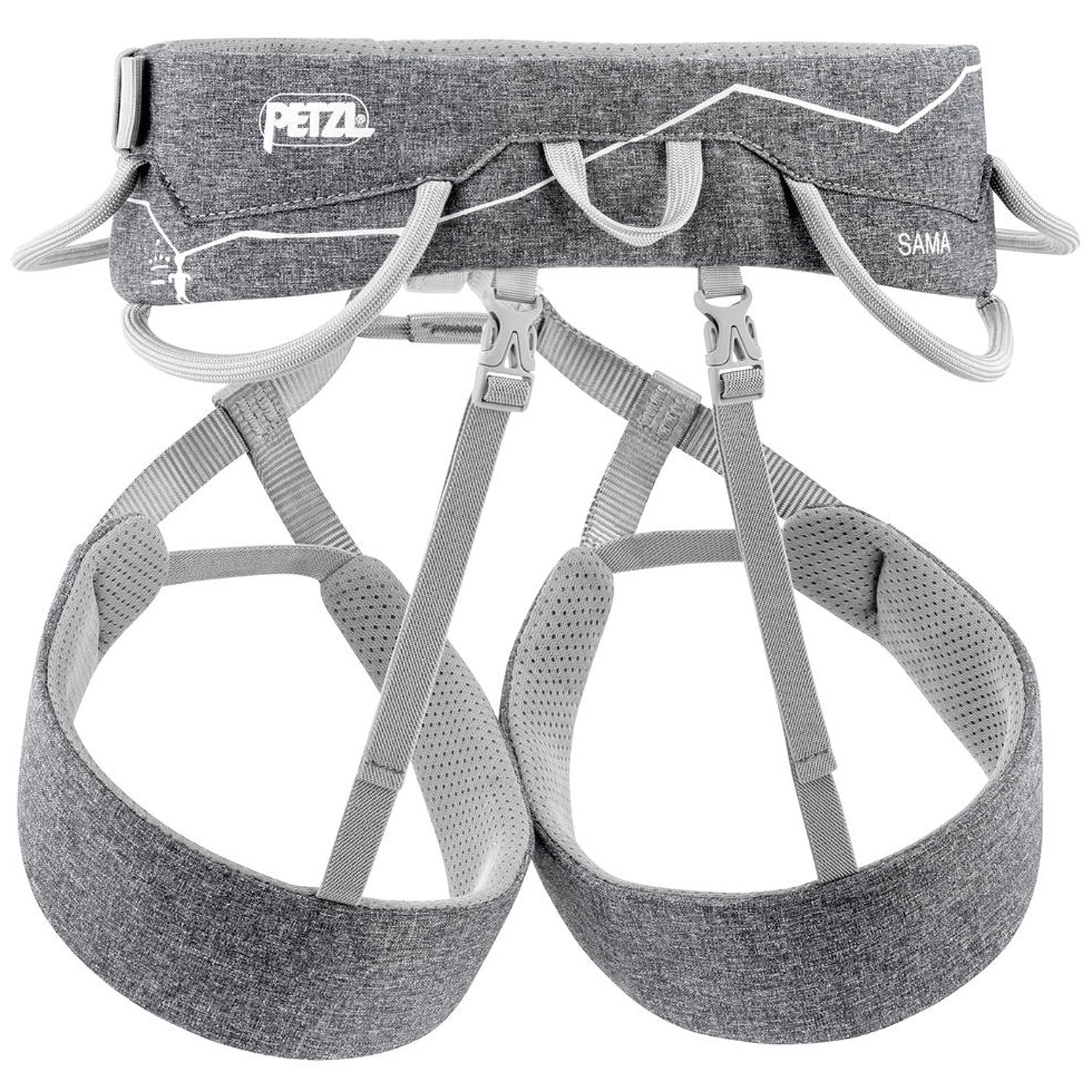 Petzl-Men-039-s-Sama-Rock-Climbing-Harness thumbnail 2